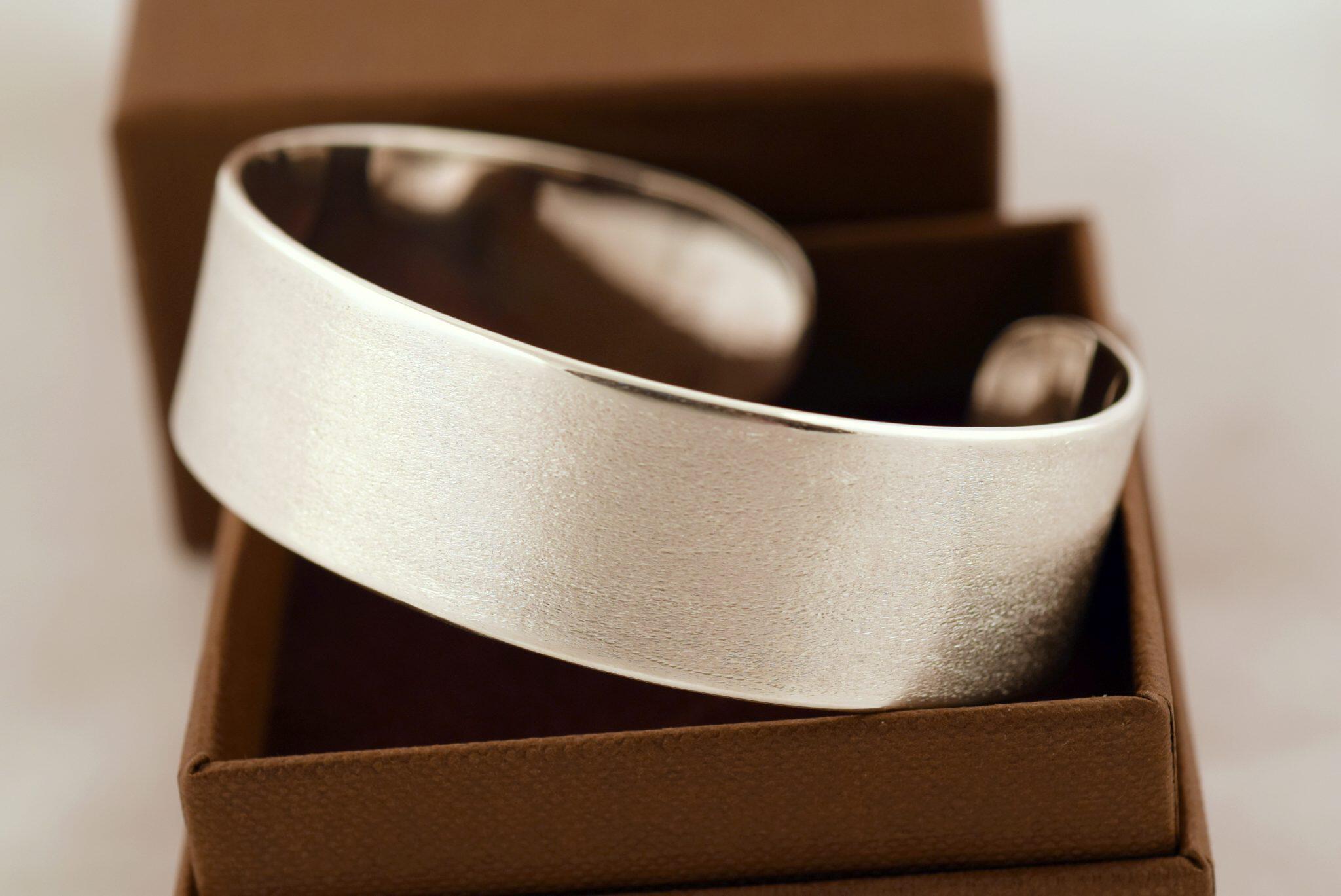 Ανδρικό βραχιόλι 20mm από ασήμι 925 βραχιόλια   ανδρικά βραχιόλια