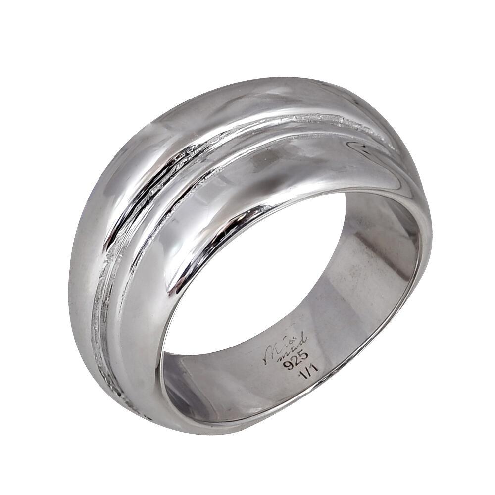 Ασημένιο ανδρικό δαχτυλίδι 925 βαθμών δαχτυλίδια   ανδρικά δαχτυλίδια