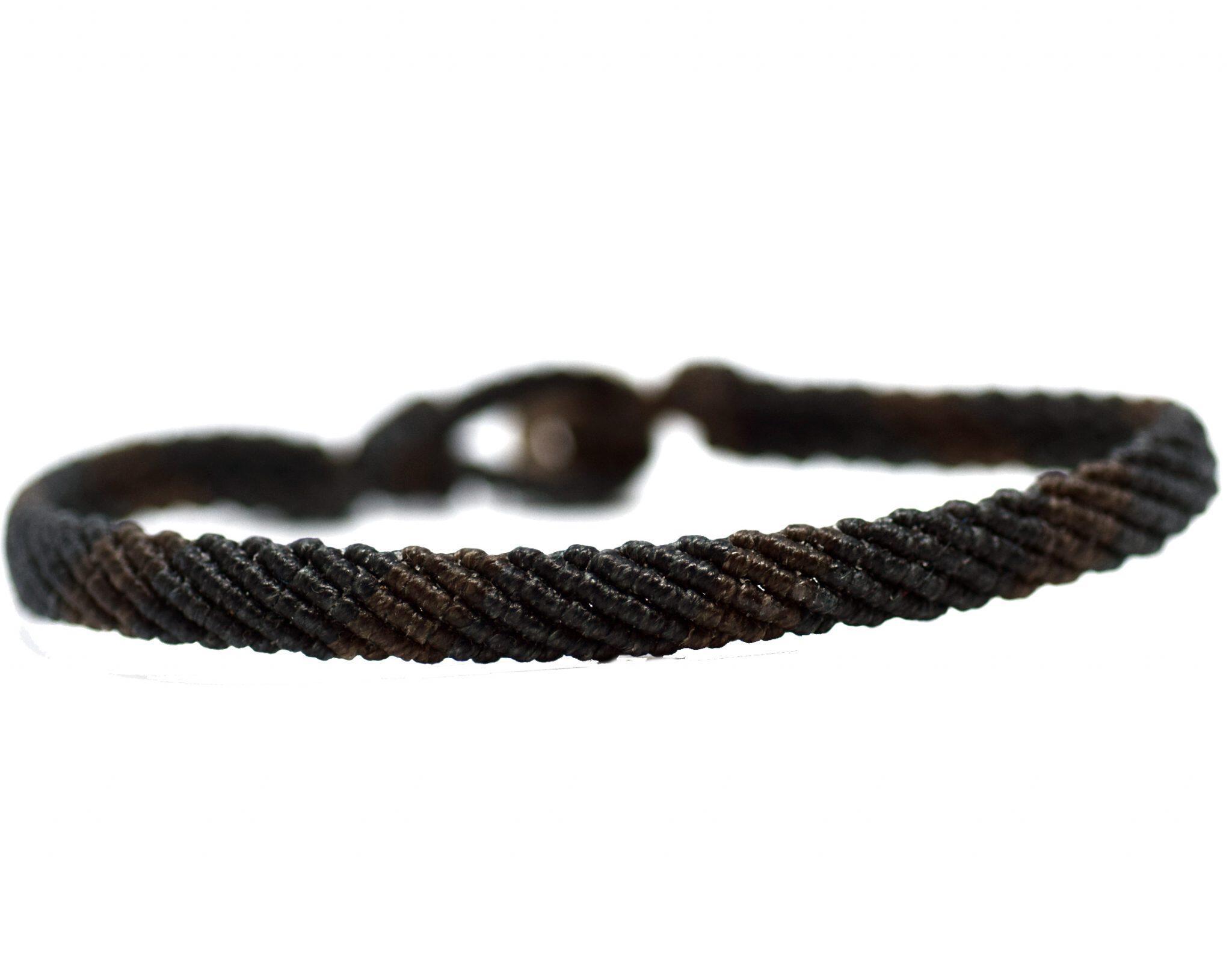 photos officielles 0fdbb ce0f1 Men's macrame bracelet